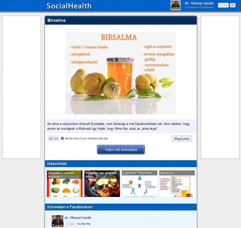 SocialHealth